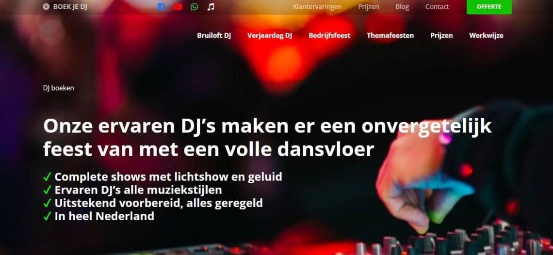 dj-boeken-amsterdam-het-gooi
