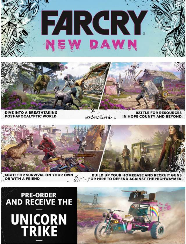 Far Cry New Dawn Limited Edition (Exclusive to Amazon co uk) (PS4) Video Games (1)