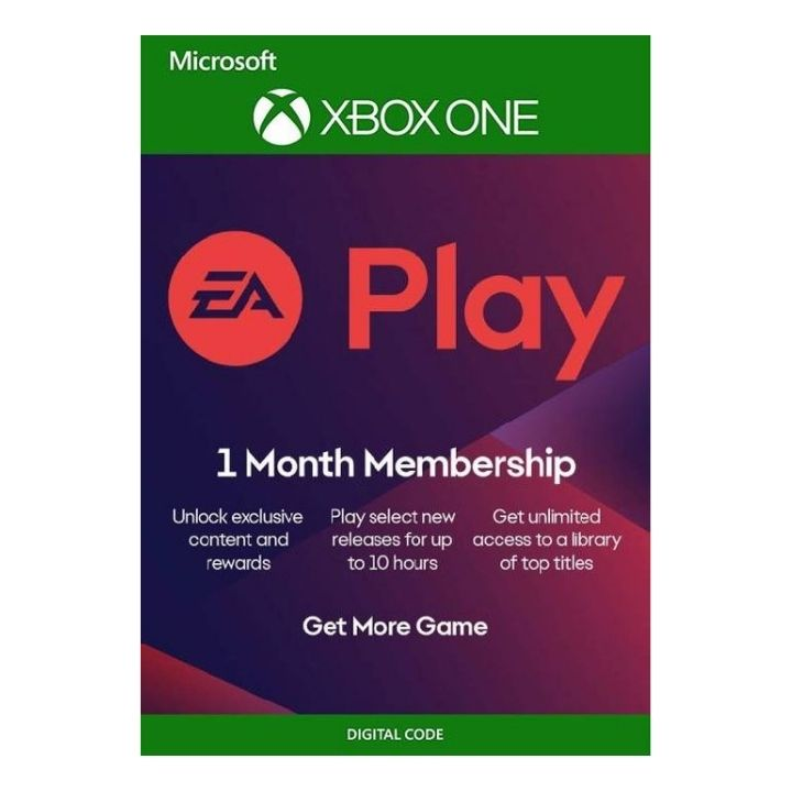EA Play 1 Month Subscription – Xbox One [Digital Code]