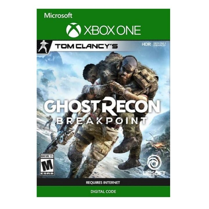 breakpoint xbox one