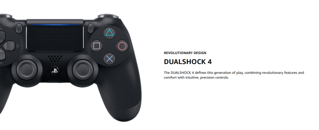 Screenshot 2020 11 01 Amazon com DualShock 4 Wireless Controller for PlayStation 4 Magma Red Video Games 1