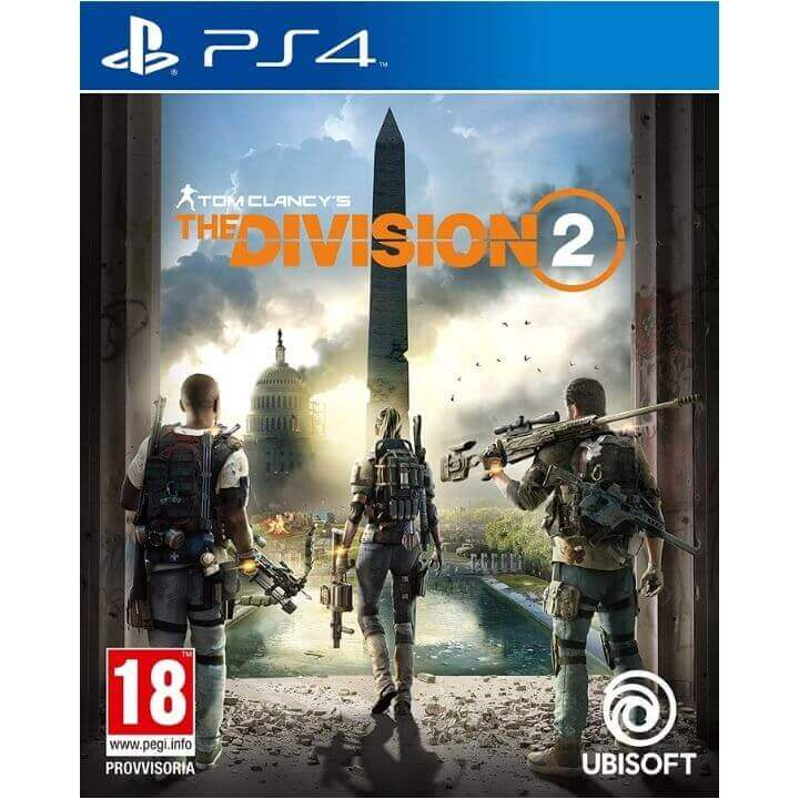 Tom Clancy's The Division 2 - PlayStation 4 [NEW]