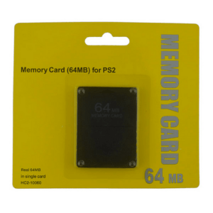 64MB Memory Card Save Game Data Stick for PlayStation 2 PS2