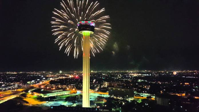Image result for san antonio new years eve