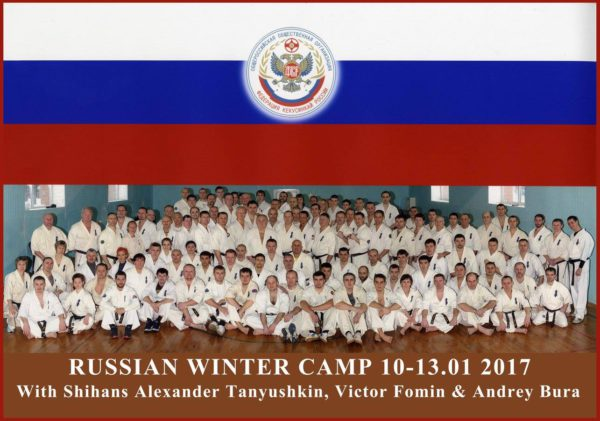 Russian Winter Camp