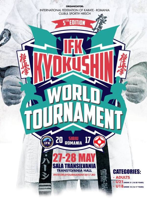 5th IFK World