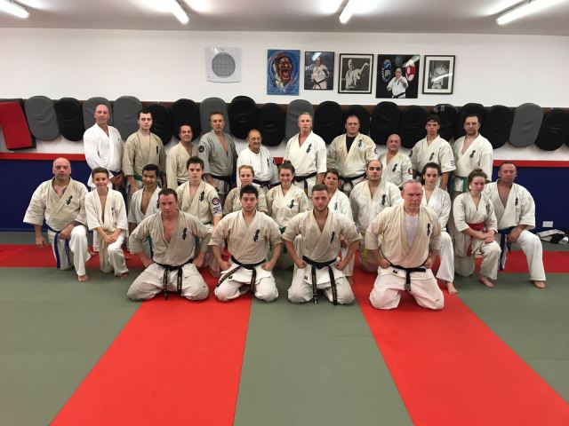 black belt promotions