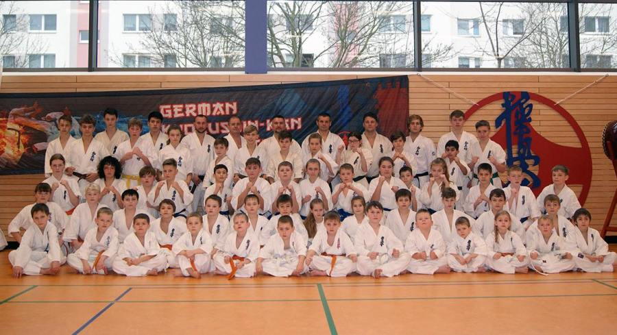 KWU Germany first camp 2018