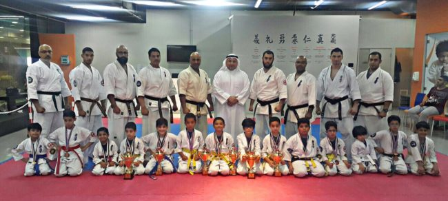 Kuwait Federation of Kyokushin