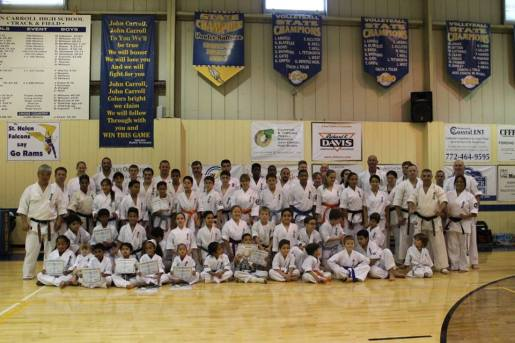 Shihan Hennie Bosman Seminar in USA