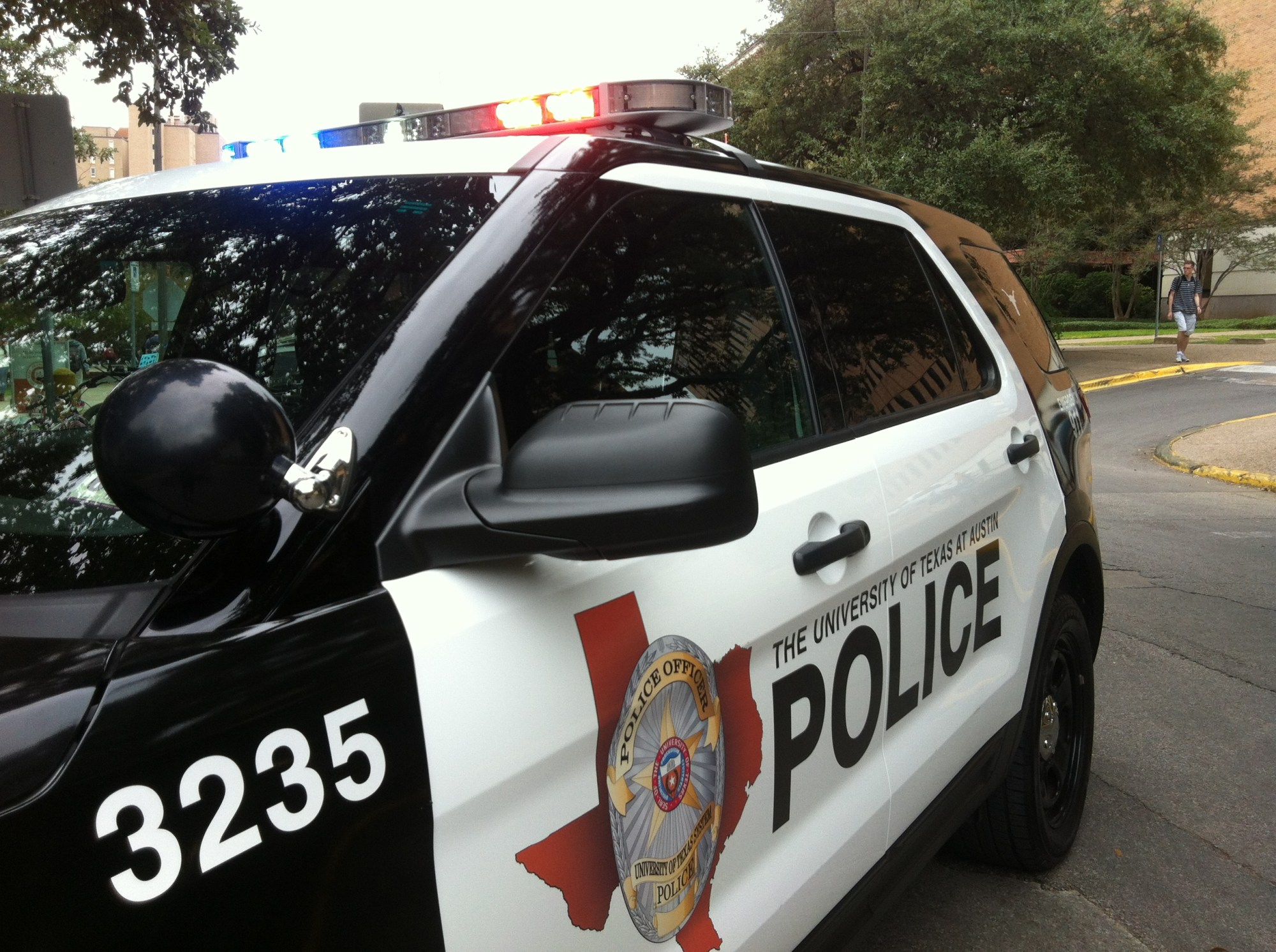 UTPD University of Texas Police Department_106910