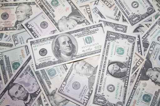 Cash money dollar bill_146862