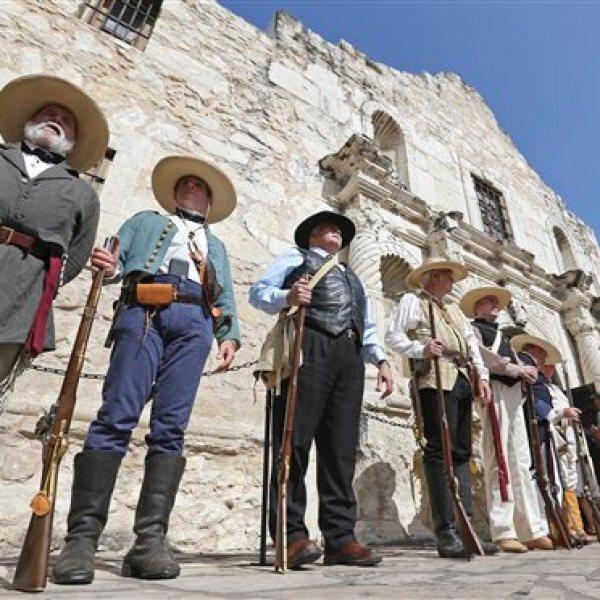 Daughters of the Republic of Texas Alamo_151005