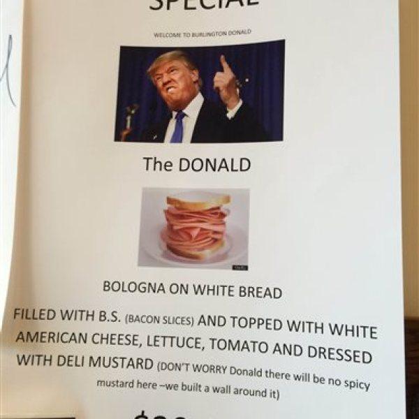 Trump Vermont Bologna Sandwich_227505