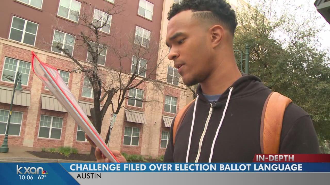 TNC ballot wording scrutinized for complexity