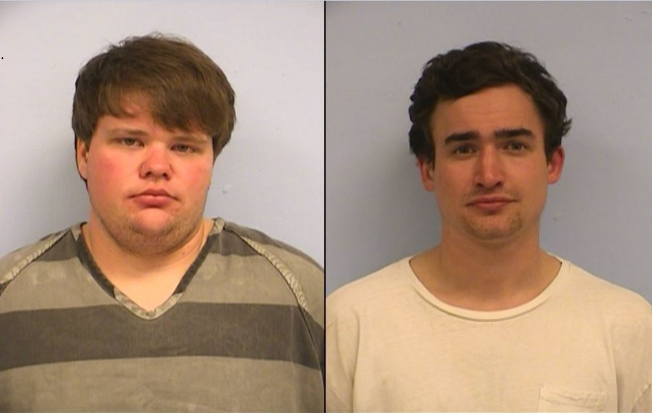 Tucker Sauer and Lucas Henderson accused of racial slur, bottle throwing_247767