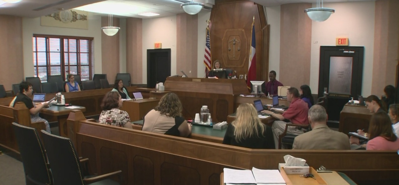 Child Protective Services questioned in UT homicide_269641