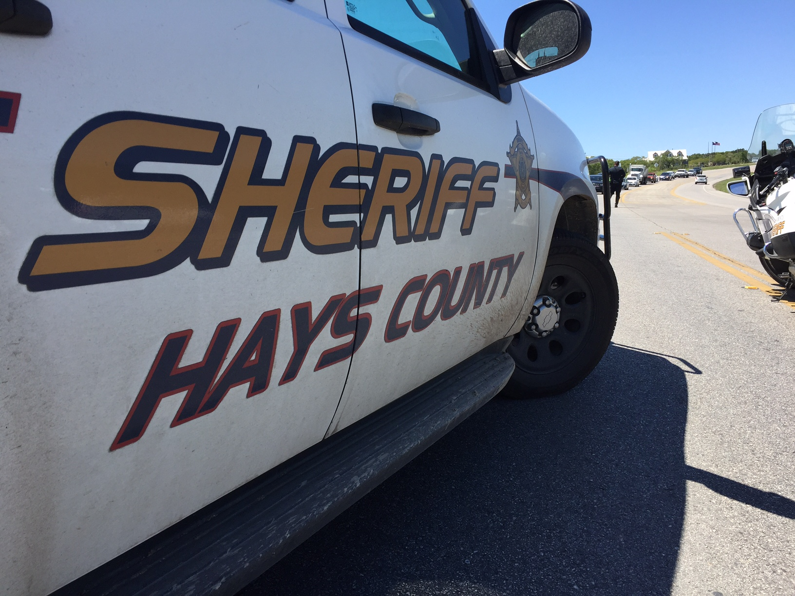 Hays County Sheriff's Office is investigating a robbery that left a clerk shot in the leg Saturday, June 12._267325