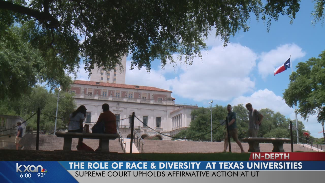 Supreme Court says UT can use race in admissions