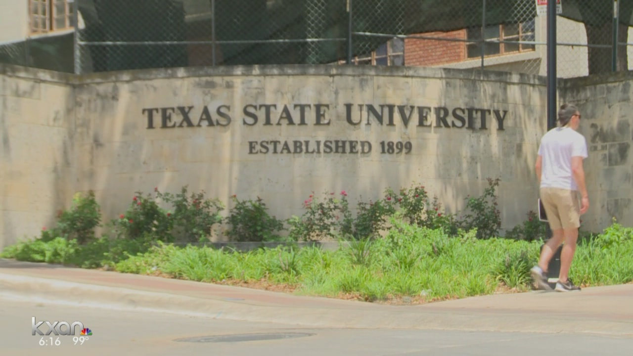 Texas State University working out finer details of campus carry
