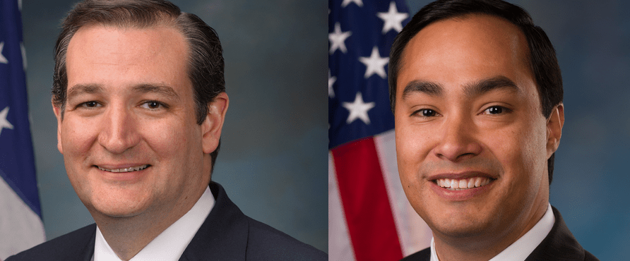 Ted Cruz and Joaquin Castro_318187