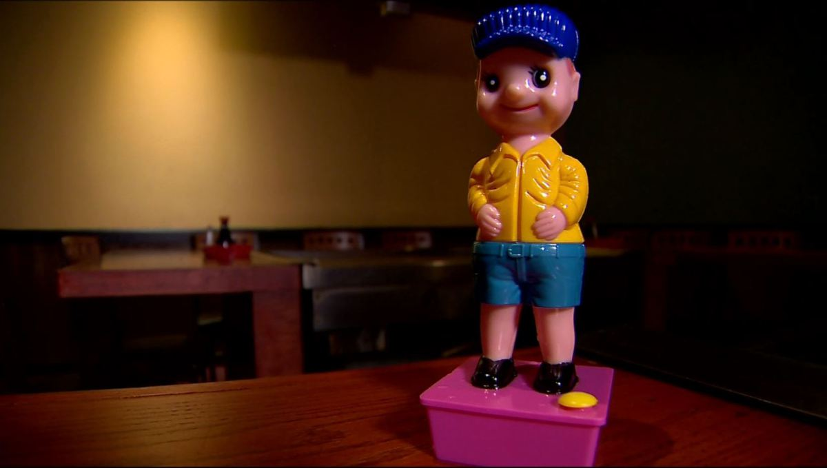 Toy used at hibachi restaurant - WCMH_317423