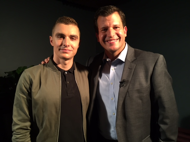 Dave Franco joined us in the studio to discuss his new movie about the dangers of social media _Nerve__312507