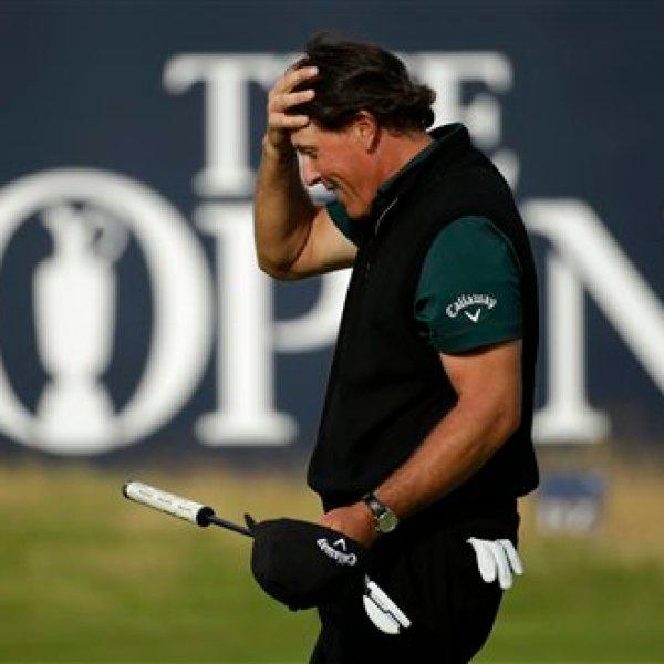 APTOPIX British Open Golf_312306