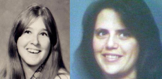 Debra Baker, left, and Christine Morton_350584