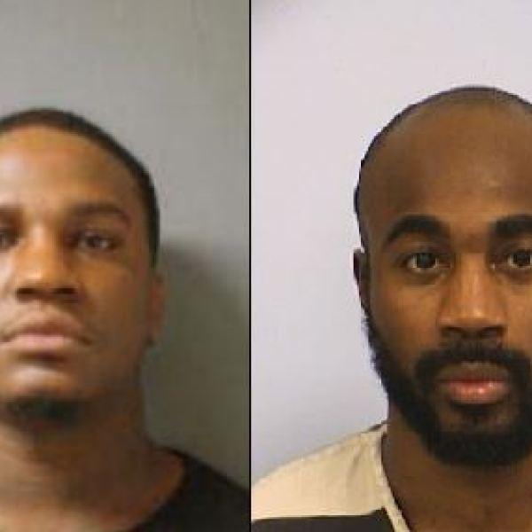 Marcellus Burgin, left, and Chimene Onyeri_352331