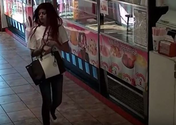 Austin and Pflugerville police are investigating robberies committed by this woman over the weekend of Sept. 17._349998
