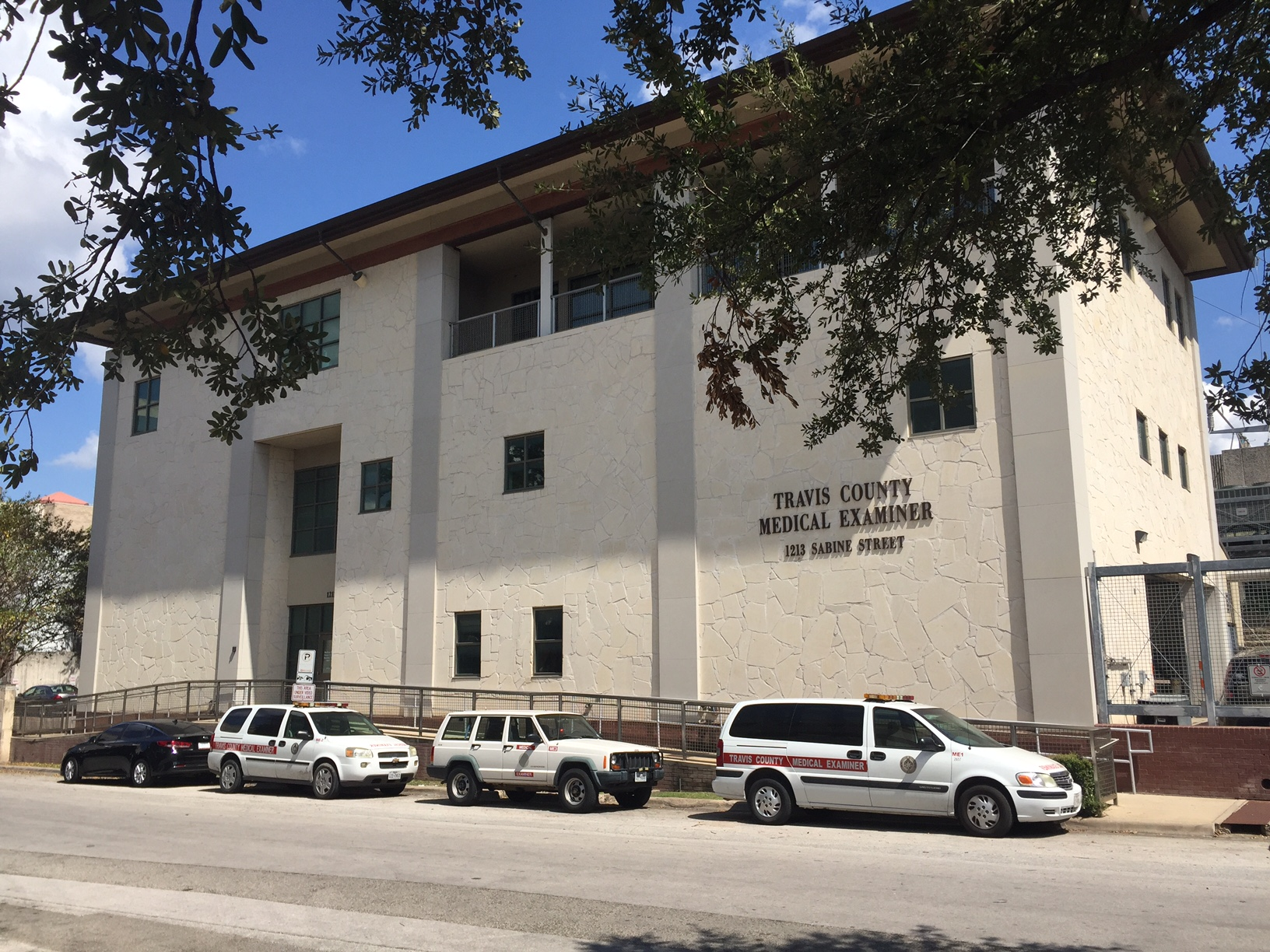 Travis County Medical Examiner's Office - New Sobriety Center_348609
