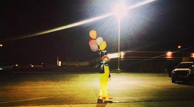 Creepy clowns seen in Central California are causing nightmares, and have police on high alert in the area. The Wasco Clown, which has reported_355258