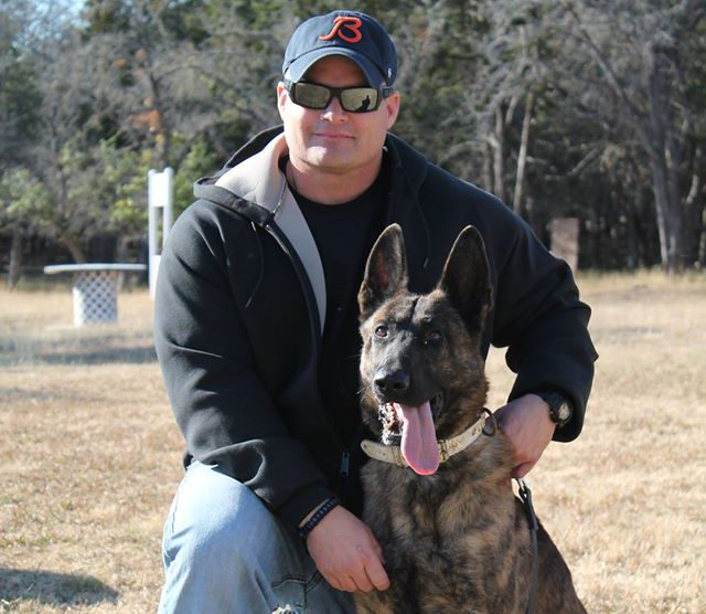 Sgt. Randy Batten and Chico - Williamson County Sheriff's Office Facebook_314096