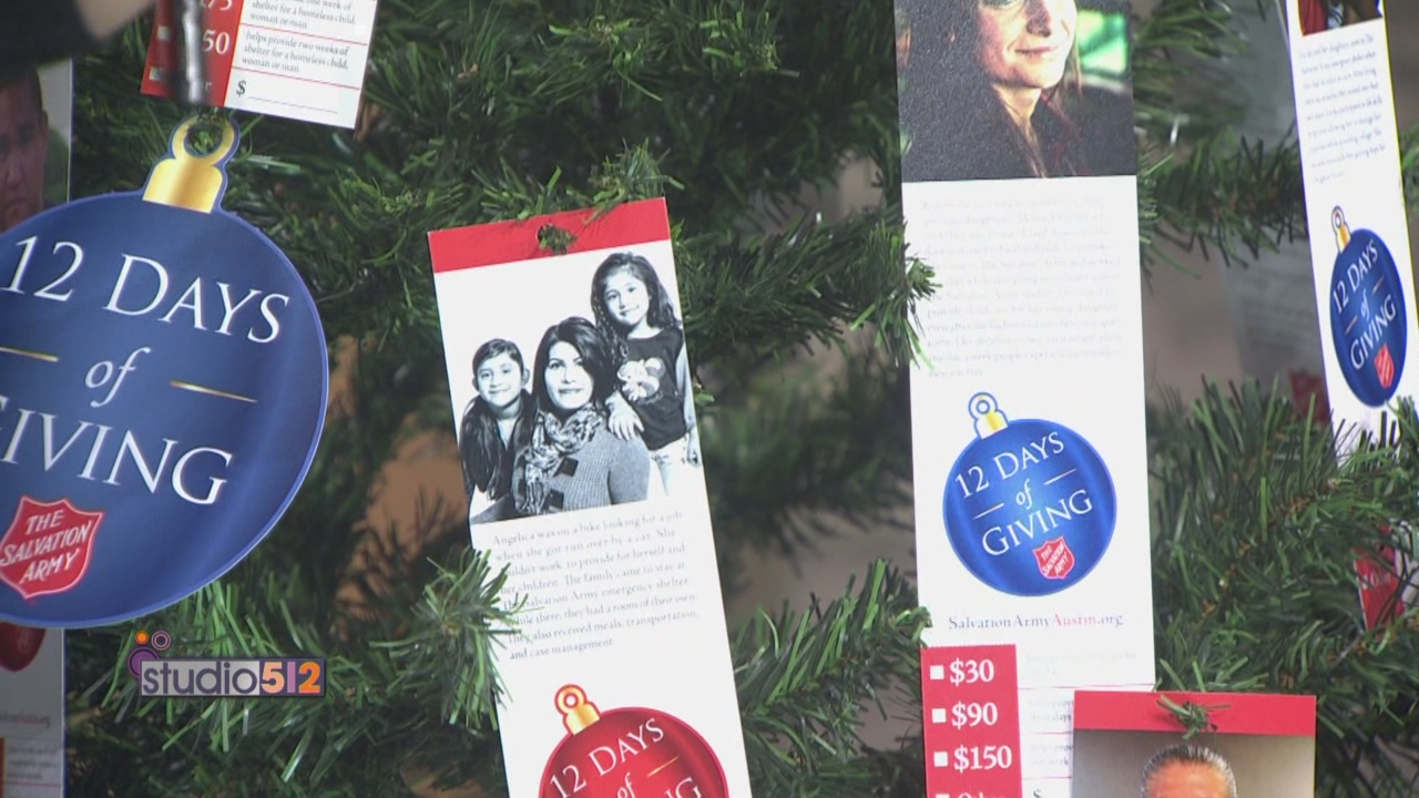 Salvation Army austin Angel tree_388045
