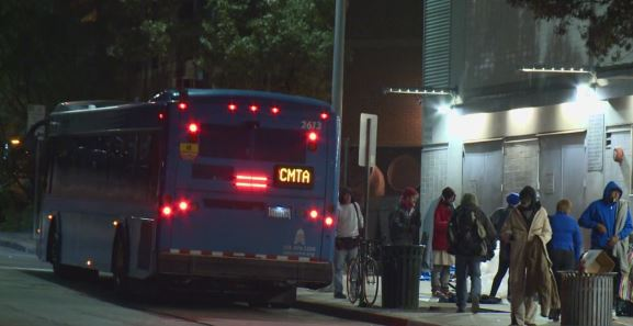 Austin and Capital Metro activate their cold weather shelter plan_385214