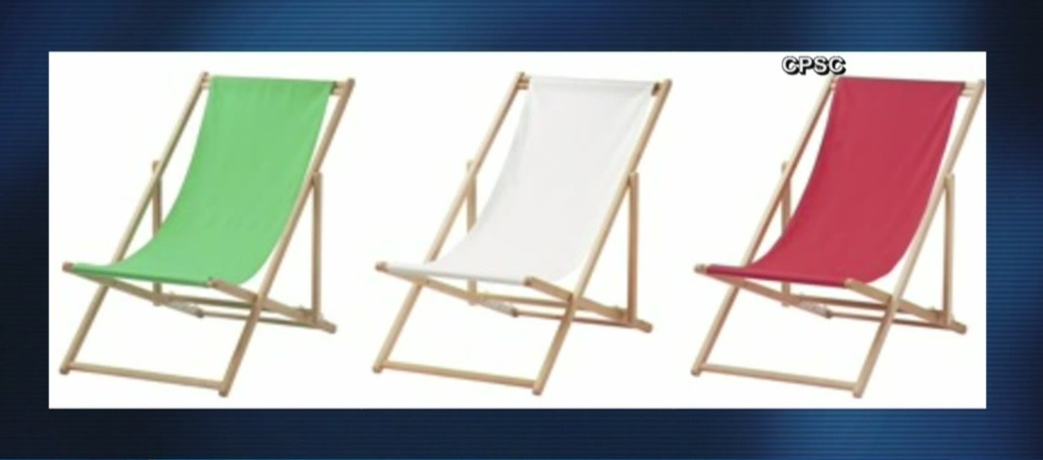 IKEA beach chairs recalled_406393