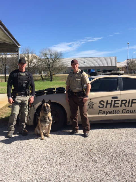Lobos bags another with a $900,000 cocaine bust (Fayette County Sheriff photo)_404129