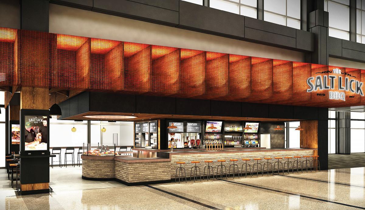 Expanded Salt Lick location at Austin-Bergstrom International Airport_427145
