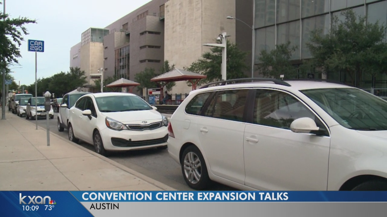 Still no answers about to whether to expand convention center