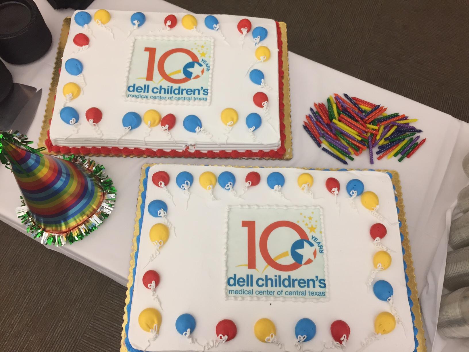 Dell Children's Hospital 10th Birthday_499132
