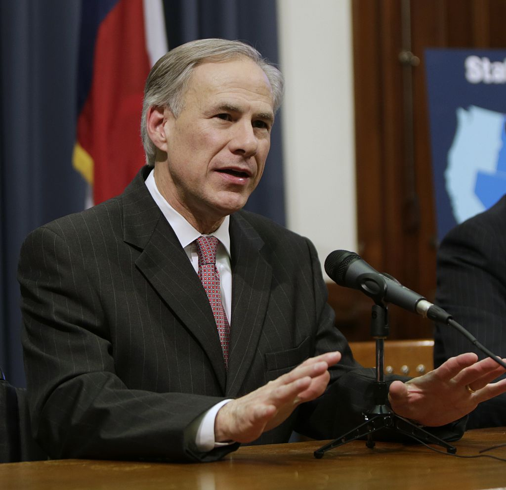 Texas Gov. Abbott, Attorney Gen. Paxton And Sen. Ted Cruz Address TX Federal Ruling Delaying Obama's Executive Action On Immigration_505687