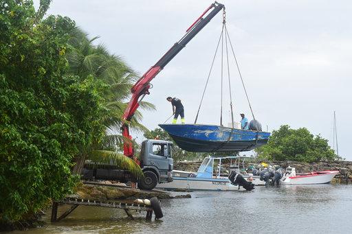 Guadeloupe Hurricane Maria_547371