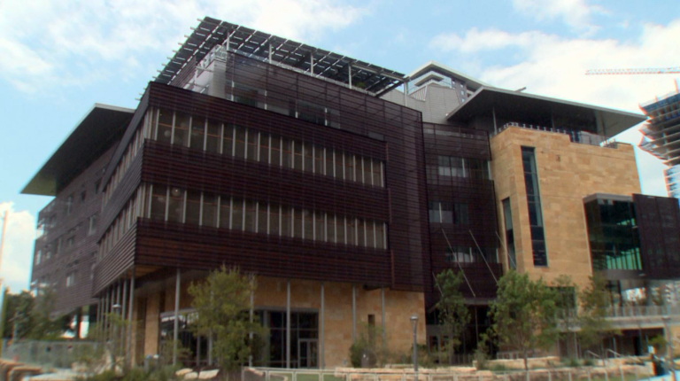 Will Austin's homeless use new Central Library like they did at Faulk?