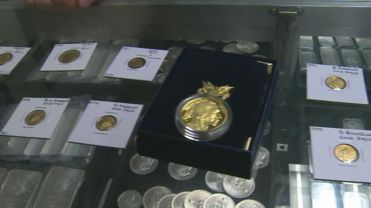 Leander chosen as site of Texas' gold bullion depository