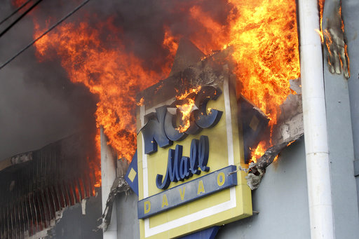 Philippines Fire_603006
