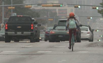 bike on congress_600309