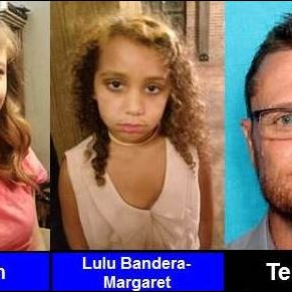 Round Rock Amber Alert - Lili Griffith, Lulu Magaret, Terry Miles_606244