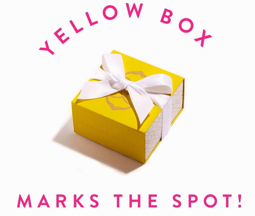 Yellow Box - Kendra Scott_597223