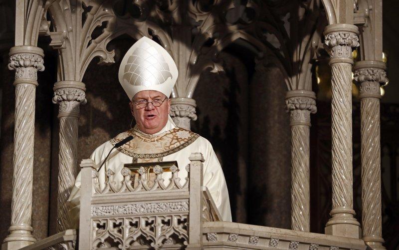 Cardinal Joseph Tobin`_642655